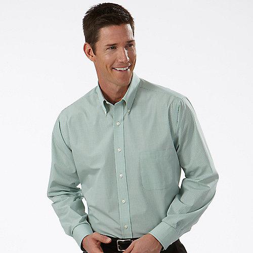 van heusen dress shirts mens gingham long sleeve dress shirts