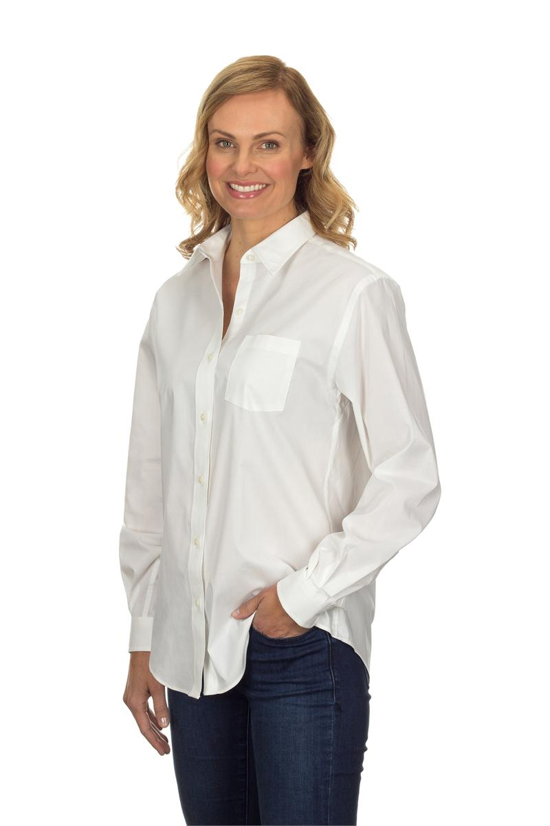 Womens long sleeve dress shirts with unique type for How to stretch a dress shirt
