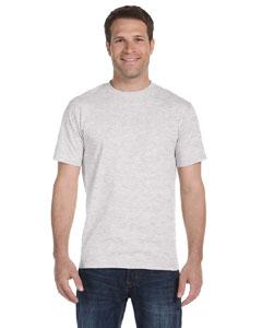 Ash Grey G800 Gildan DryBlend 5.6 oz., 50-50 T-Shirts